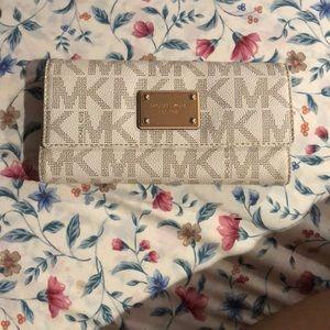 MK Wallet (Card holder/ check holder)